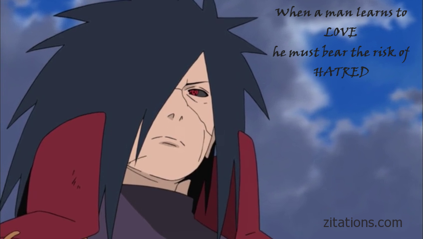 Best Madara Quotes