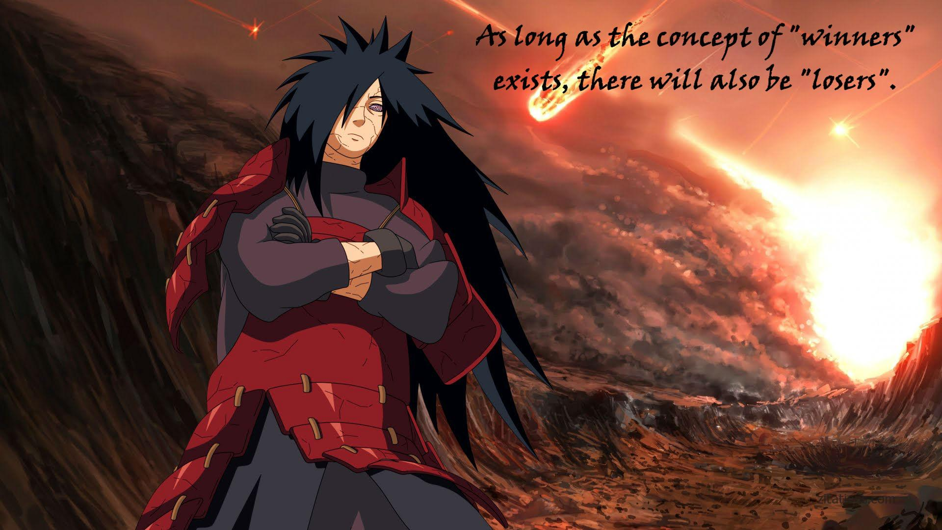 Naruto Madara Quotes