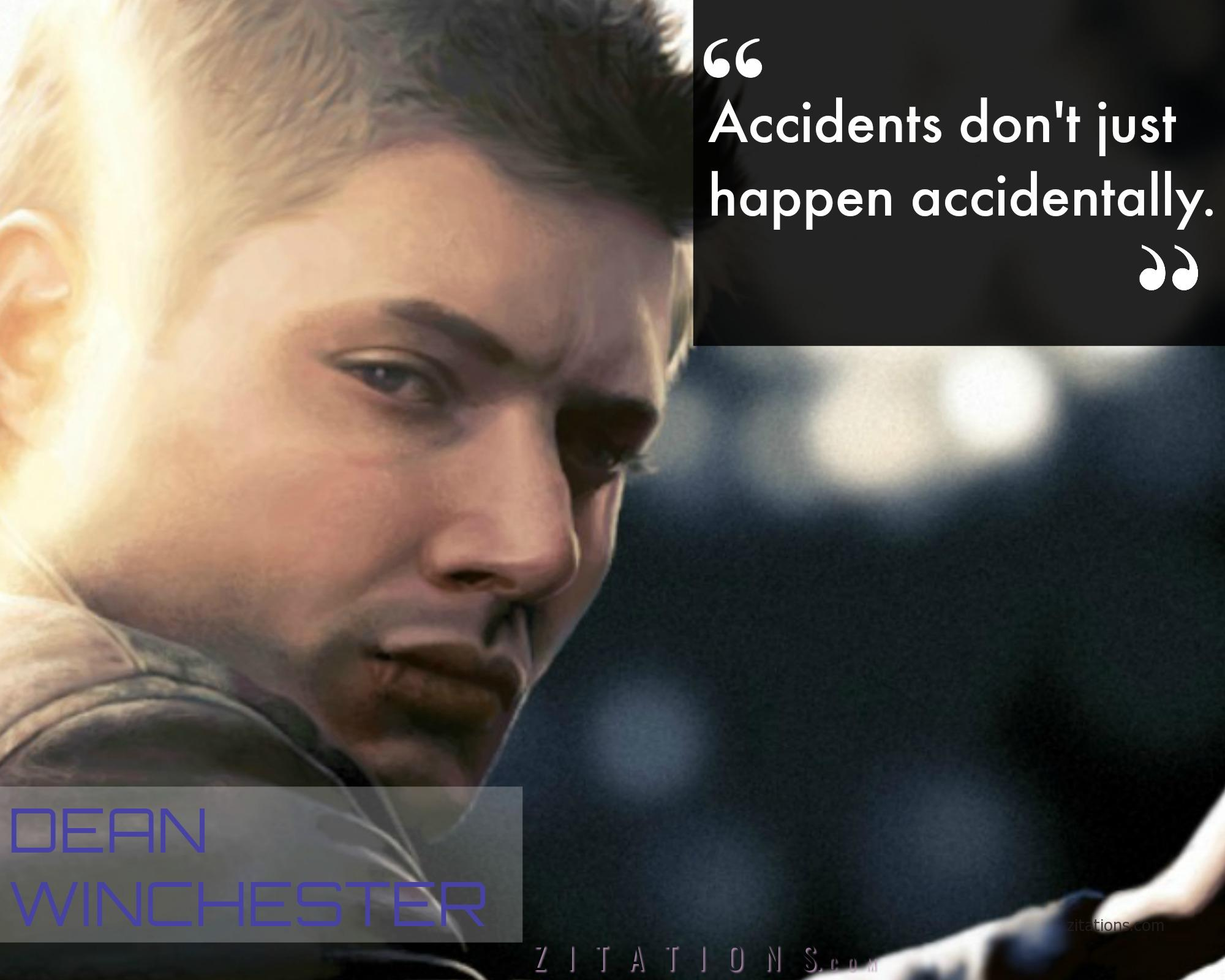 Dean Winchester Quotes