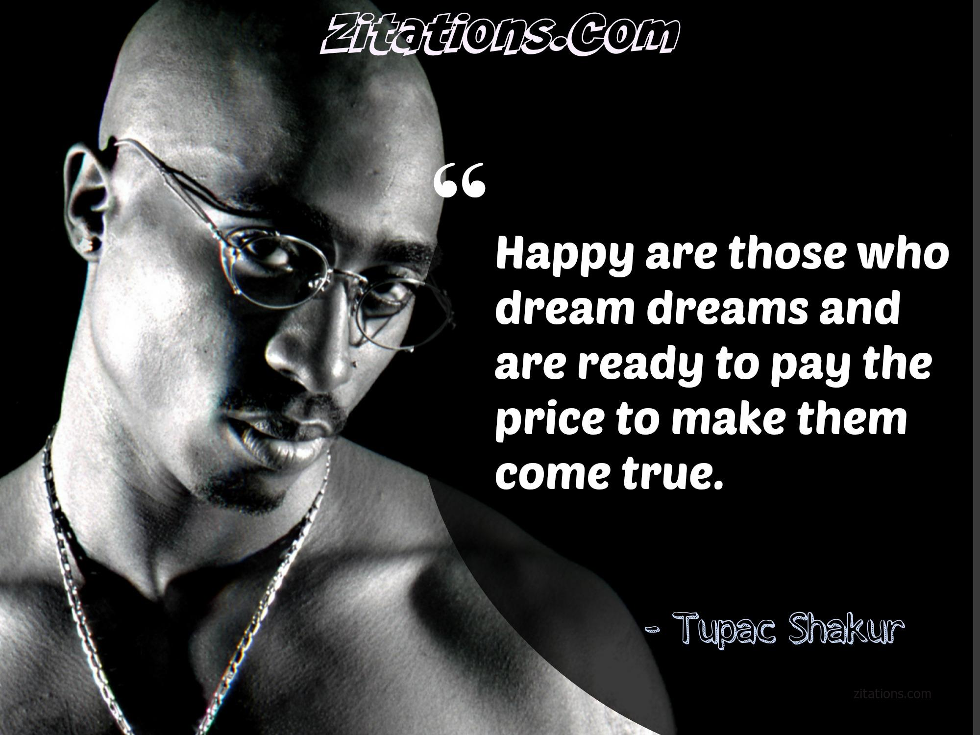 Inspirational Tupac Quotes