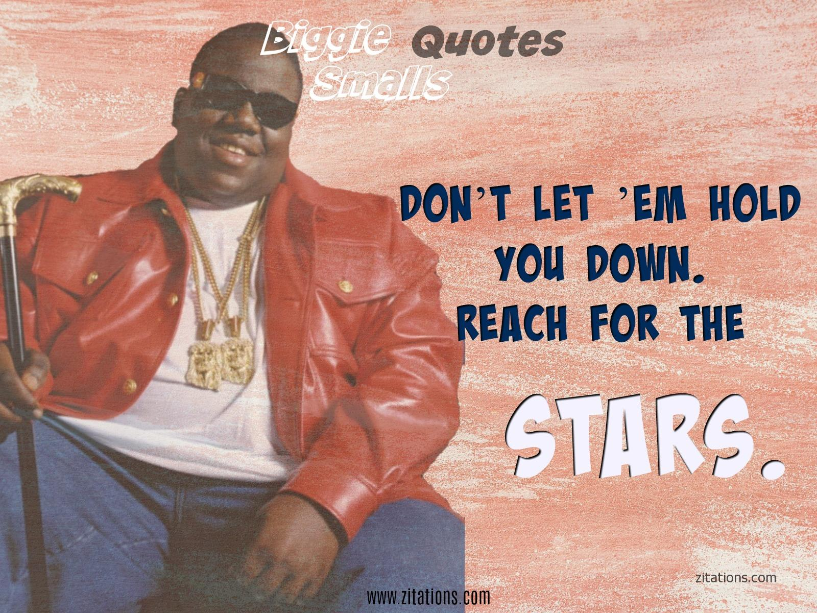 Inspirational Biggie Smalls Quotes