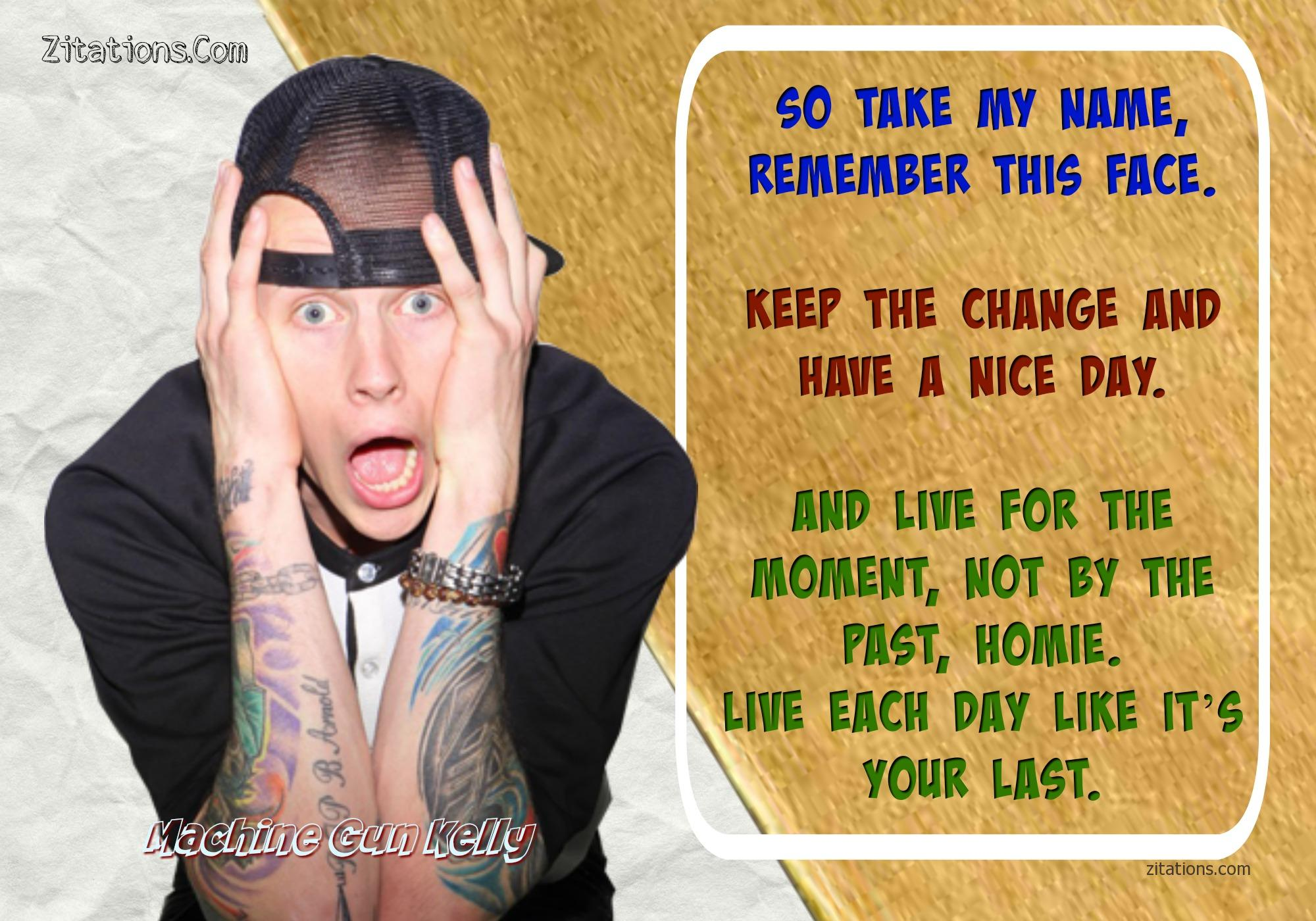 MGK Quotes